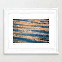 Rippled Waters | Framed Art Print
