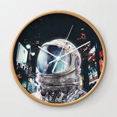 Night Life Wall Clock