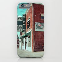 Billy B's Pub iPhone 6 Slim Case