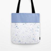 XVI - Blue 2 Tote Bag