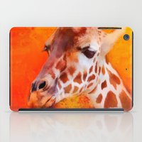 Colorful Expressions Gir… iPad Case