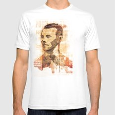 Model Citizen Mens Fitted Tee White SMALL