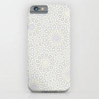 iPhone Cases featuring Moroccan tiles by Marta Olga Klara