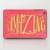 Amazing iPad Case