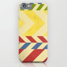 Myriad Chevrons Slim Case iPhone 6s