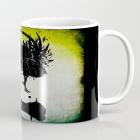 mrs skeleton Mug