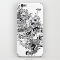Growth iPhone & iPod Skin
