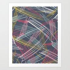 Soho Art Print