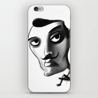 Imposter with a fake M... iPhone & iPod Skin