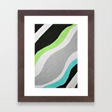 Magic River Framed Art Print