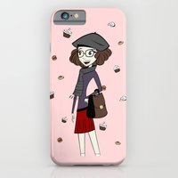 iPhone & iPod Case featuring Have a break, have a cupcake ! by swisscreation