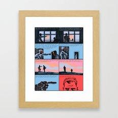 Carl Skomager 2 Framed Art Print