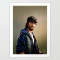 Donnie Art Print