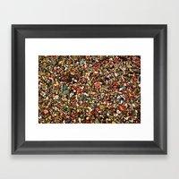 Beach Collection Framed Art Print