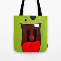 Faces V1 Tote Bag