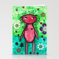 See You On The Other Sid… Stationery Cards