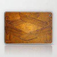 Egpytian Winged Godessess Laptop & iPad Skin