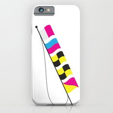 Nautical CMYK Flags - Hell0 Slim Case iPhone 6s