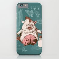 iPhone Cases featuring Entrée by Jordan Lewerissa