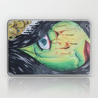 The accident  Laptop & iPad Skin
