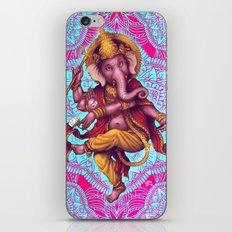 Ganesha (Color Variation 5) iPhone & iPod Skin