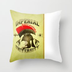 Imperial University(Skyrim) Throw Pillow
