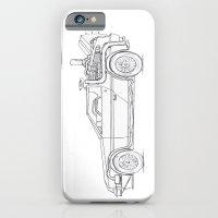 Great Scott! It's a DeLorean! iPhone 6 Slim Case