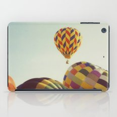 Away We Go iPad Case