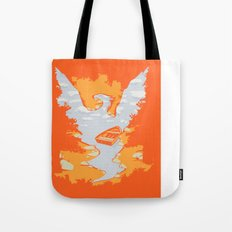 River Phoenix - Autumn Tote Bag