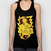 The Best And The Beard Unisex Tank Top