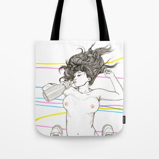 Let's drink! Tote Bag