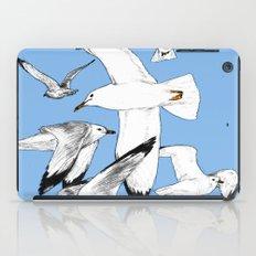 Flying around iPad Case