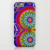 iPhone & iPod Case featuring Chinese Blossom by Karma Cases