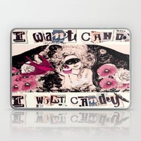 I want Candy! (Marie Antoinette) Laptop & iPad Skin