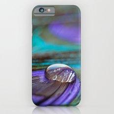 Jewel on Feathers Slim Case iPhone 6s