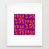 Mawe Framed Art Print