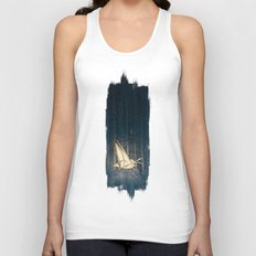 Moth To The Flame  Unisex Tank Top