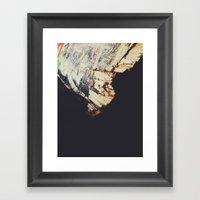 Light & Shadows    Old &… Framed Art Print