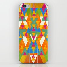 try ang you late iPhone & iPod Skin