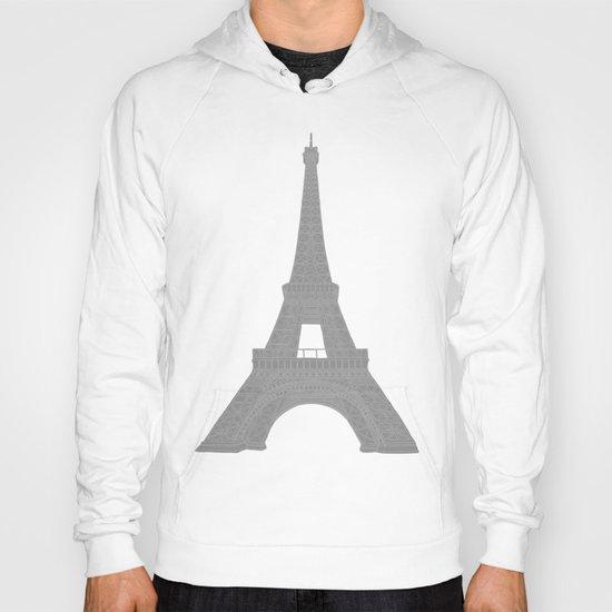Paris in a Kaleidoscope Hoody