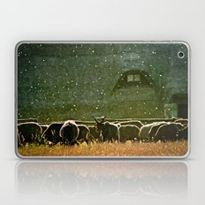 Sheep. Laptop & iPad Skin