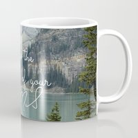 Follow The Directions Of… Mug