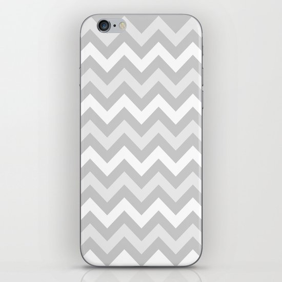 chevron #9 iPhone & iPod Skin