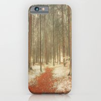 Red Forest iPhone 6 Slim Case