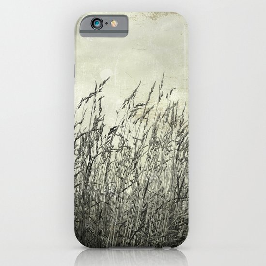 swaying grasses iPhone & iPod Case