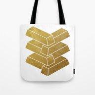 Illusory (white) Tote Bag