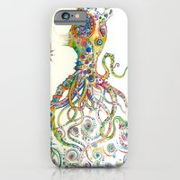 iPhone & iPod Case featuring The Impossible Specimen 2 by Will Santino