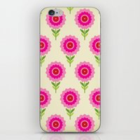 pattern05 iPhone & iPod Skin