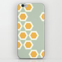 Moroccan Style Orange. iPhone & iPod Skin