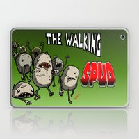The Walking Spud Laptop & iPad Skin